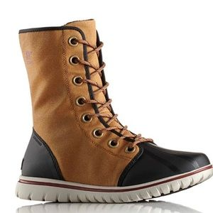 ISO Sorel Cozy 1964 women's boots in underbrush
